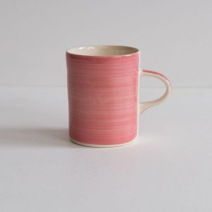 Product image of the pink demi mug